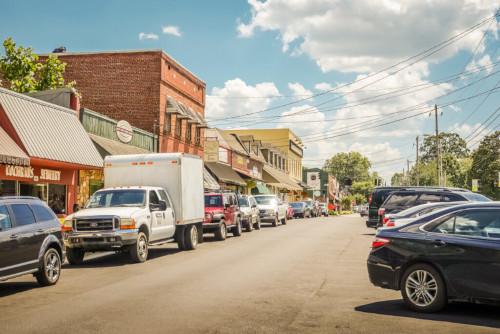 Town of Blue Ridge Ga
